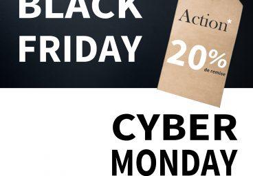 Black friday sur notre boutique en ligne pour vos cadres!